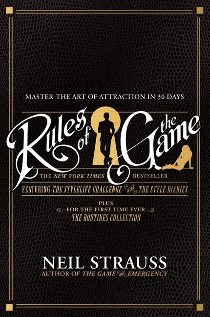 the game book review neil strauss