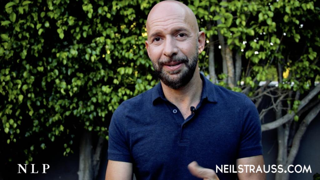 Neil Strauss - Neuro-Linguistic programming (NLP)