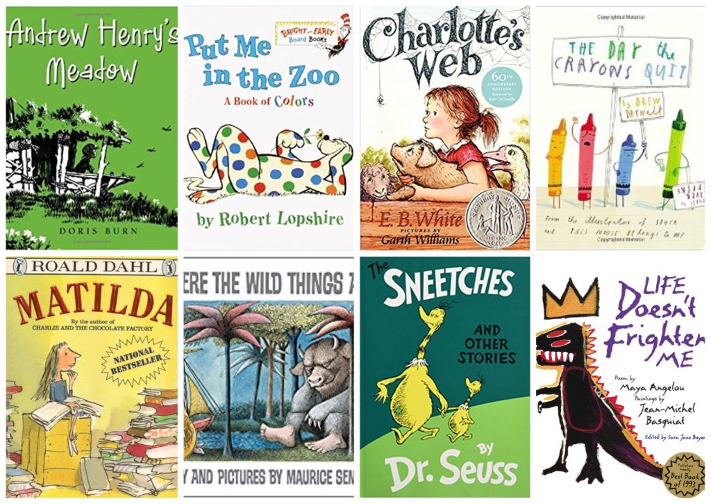 Childrens Book Recommendations from Readers - Neil Strauss